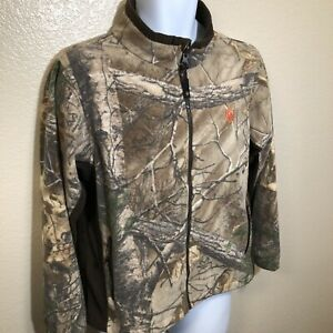 Game Winner Youth Hunting Fleece Jacket Youth L Large