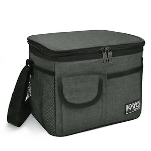 Large Insulated Lunch Bag for Women Men Leakproof Thermal Cooler Bag Lunch Tote
