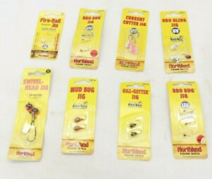 Northland Fishing Jig Lures Mixed Lot of 15 Pieces Various Sizes 1 64 1 4 oz T3