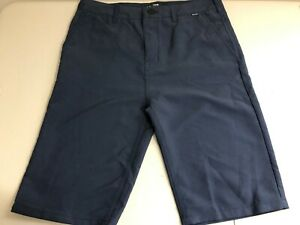 🔥 Boys Hurley Nike Dry Fit Shorts Blue : Size 20 $14.99