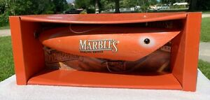 Giant Marble#x27;s Quality Knives Fishing Lure Store Display