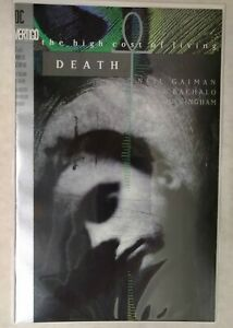 Death The High Cost of Living #1 NM 1993 Neil Gaiman $25.00