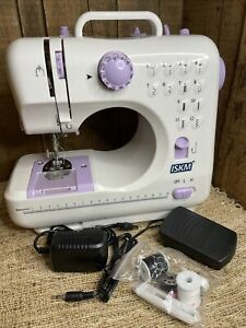 Mini Sewing MachineFHSM 505 Free Arm Sewing Machine with 12 Built In Stitches $19.99