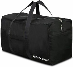 Extra Large Duffle Bag Travel Luggage Sports Gym Tote Men Women 96L Waterproof $18.39