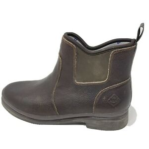 Muck used boots express cool us size 14 uk 13 Eu 48 brown on brown Preowned Good