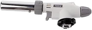 Butane Torch Kitchen Blow Lighter Chef Cooking Torch Lighter Adjustable Flame W
