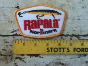Fishing Rapala by Normark Lures Lure Patch