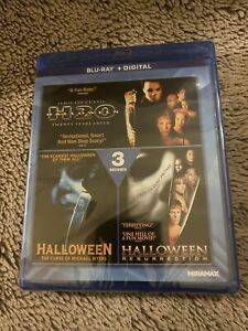 Halloween 3 Movie Collection Blu ray Digital New Sealed $14.99