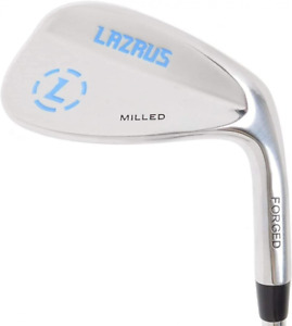 LAZRUS Premium Forged Golf Wedge Set for Men 52 56 60 Silver Right Handed $64.99