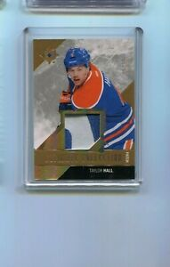 2014 15 Ultimate Gold Game Patch Taylor Hall Patch 5 35 58 $7.49