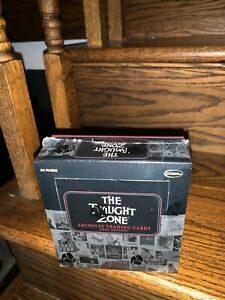 2020 Rittenhouse The Twilight Zone Archives Sealed Trading Card HOBBY Box $72.50