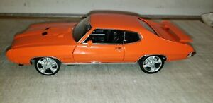 ACME 1:18 1970 GTO quot;THE PROSECUTORquot; STREET FIGHTER NEW BEST PRICING