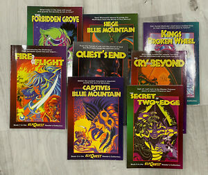 ELFQUEST READERS COLLECTION 1st 8 volumes NEW #1 SIGNED $75.00