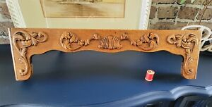 Beautiful Center Drawer from Antique Singer Treadle Sewing Machine Cabinet $64.95
