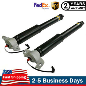 Pair Rear Left Right Shock Struts Electric Fit Cadillac XTS 2013 2019 84326294 $229.00