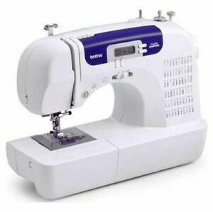 Brother Sewing and Quilting MachineCS6000i 60 Built in Stitches Wide table NEW $219.99