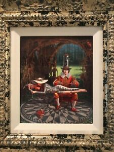 Wall Print Of Painting By Micheal Cheval $165.00
