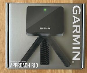BRAND NEW IN HAND GARMIN APPROACH R10 GOLF LAUNCH MONITOR READY TO SHIP $822.99