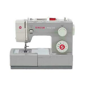 SINGER 4411 Heavy Duty Sewing Machine With Included Accessory Kit 69 Stitch NEW $152.00