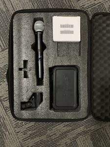 Shure PGX4 Wireless System with Handheld PGX2 Handheld Microphone $200.00