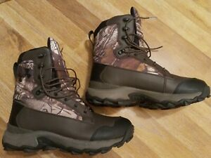 Men#x27;s Under Armour Tactical Hiking Hunting Boots Size 9