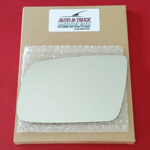 NEW Mirror Glass 05-07 FORD 500 FREESTYLE MERCURY MONTEGO Driver Left Side LH