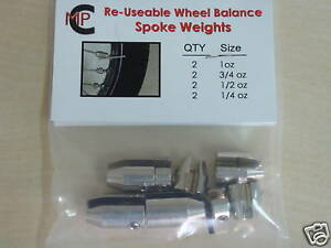 YAMAHA SUPER TENERE MOTORCYCLE WHEEL AND TIRE BALANCE SPOKE WEIGHTS USA SELLER