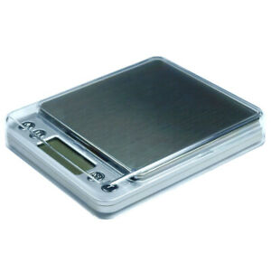 Horizon ACCT 2000 Digital Scale 2000g x 0.1g Jewerly Coin Hobby Food Herb Scale