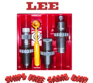 Lee Precision * Very Limited Production 458 SOCOM 3 Die Set * # 90409  New!