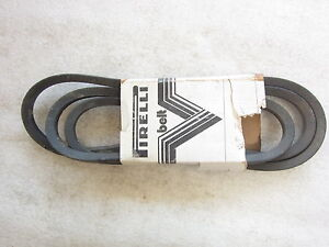 Pirelli 4L730 1 2x73 V Belt Fan Belt, New