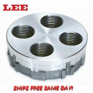 90269 Lee Turret for 4 Hole Classic Turret and 4 Hole Turret Press  90269 New!
