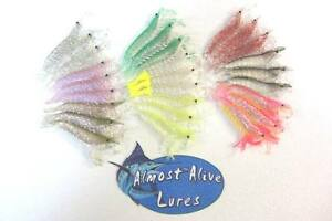 Almost Alive Lures Artificial Soft Plastic 3-14
