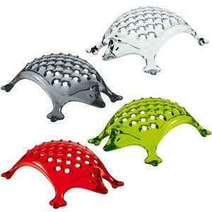 Koziol MINI-KASIMIR Grater - Fun Hedgehog Design, Great For Zesting - 4 Colors