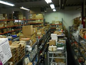 INDUSTRIAL SUPPLY & MRO INVENTORY FOR SALE OVER 20000 SQ.FT OF INVENTORY