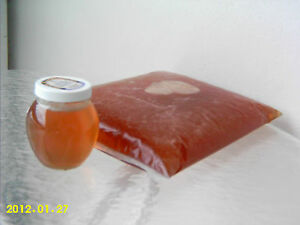 Florida holly honey unfiltered from beekeeper 3 lbs Note: yellow color $19.99