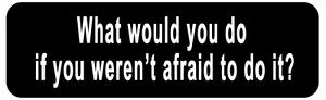 Custom Vinyl Decal Bumper Sticker Personalize With Any Text Any Colors 2.5 x 8quot; $4.99