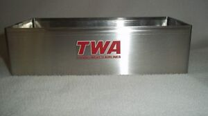 airport trailer skirts twa transworld airlines