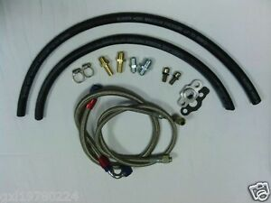 Turbo oil & water line kit T25 T28 GT25 GT28