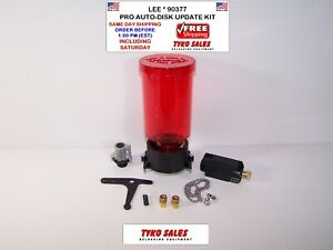 90377 * LEE PRECISION AUTO-DISK POWDER MEASURE UPDATE KIT * #90377 * NEW!