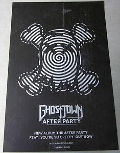 Ghost Town - The After Party [Promo Poster] 11 x 17 #