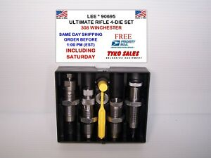 90695 * LEE PRECISION ULTIMATE 4-DIE SET * 308 WINCHESTER * #90695 * NEW!