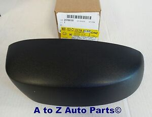 NEW 2007 2014 Chevrolet,Tahoe,GMC,Cadillac RH BLACK Outside Mirror Cover,OEM GM