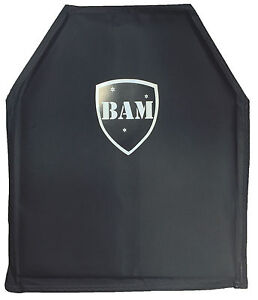 Body Armor Bullet Proof Insert Level IIIA 3A Mfg 2020 10x12 Single $65.99