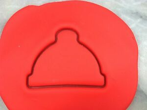 Beanie Cookie Cutter CHOOSE YOUR OWN SIZE! Winter Hat