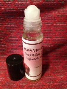 SUMMER & TROPICAL SCENTS! Roll on Perfume 1/3 oz - strong scents!