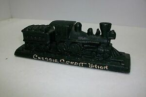 chessie credit union the general rr paper