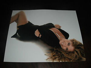 Samantha Cole Sexy Singer Color 8x10 Promo Photo Picture $7.99