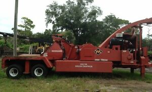 2012 Morbark 3036 Wood Chipper