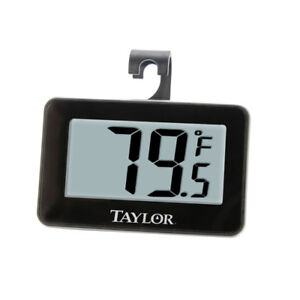 Taylor Precision 1443 Commercial Digital Freezer / Refrigerator Thermometer