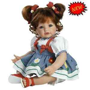 realistic baby girl doll infant vinyl real